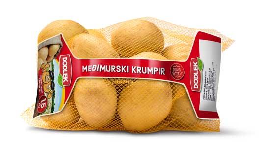 White potatoes – 1.5 kg