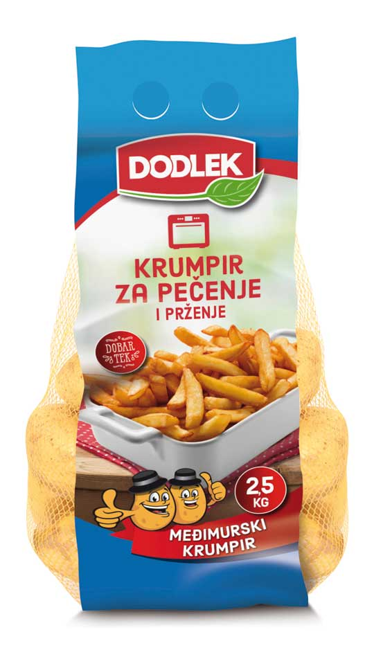 Potatoes for roasting and frying – 2.5 kg