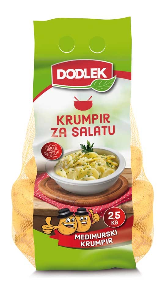 Potatoes for salads – 2.5 kg