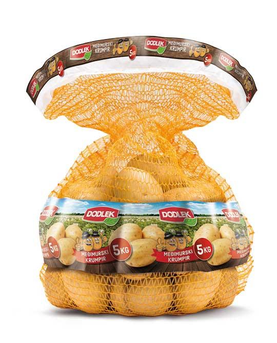 White potatoes – 5 kg